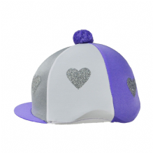 Love Heart Glitter Hat Cover
